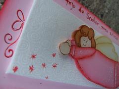 detalhe... detail... (AP.CAVALARI / ANA PAULA) Tags: angel painting tables bebe decorao anjo pintura mdf quadros anapaula cavalari feitoamo anapaulacavalari apcavalari