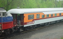 Caritas (blazer8696) Tags: railroad 2004 car private connecticut sony ct rail cybershot pullman mta caritas derby excursion metronorth dscf707 hrrc mncr dsc02105 t2004