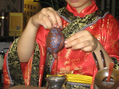 Chengdu Tea Art Houses women only service (JING Tea) Tags: tea teaceremony teahouse teaservice