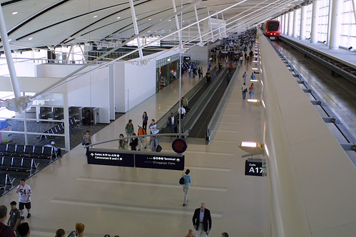 Edward H. McNamara Terminal - Detroit Metro Airport (DTW)
