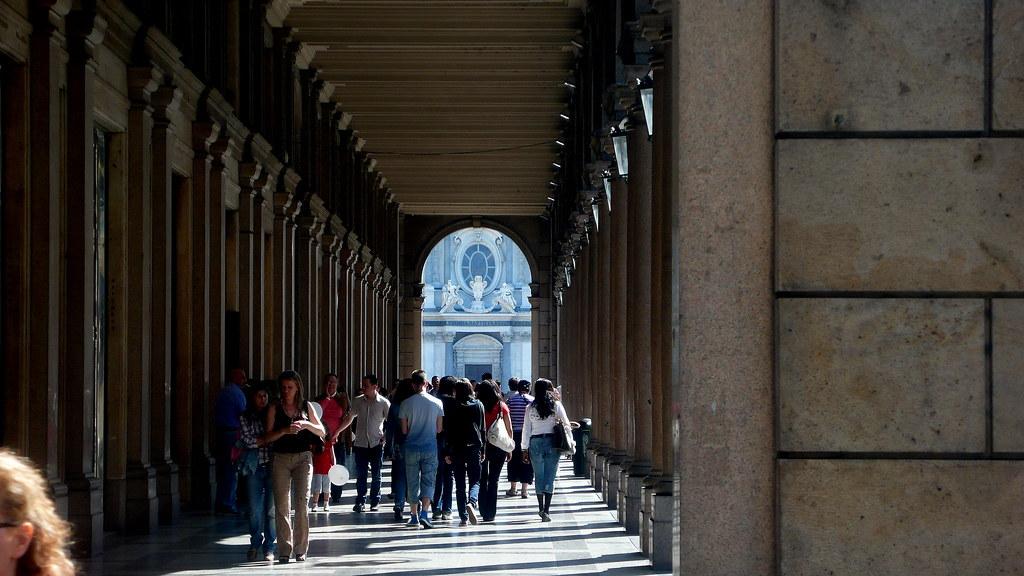 Towards Piazza San Carlo 2