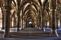 Cloister, Glasgow University (_skynet) Tags: light architecture scotland education university glow arch glasgow room dream dreamy cloister hdr glasgowuniversity universityofglasgow lanarkshire requirement 5xp roomofrequirement flickraward strathcylde fotocompetitionbronze