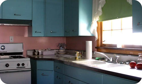Decorating Your Kitchen With A 1940's Retro Theme