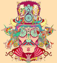 Bicicletasemfreio (Bicicleta Sem Freio) Tags: black art design arte drawing victor castro draw reno douglas desenho renato chalks bicicletasemfreio victorjam