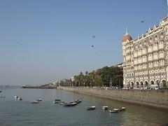 Taj Mahal Palace and waterfront (Mumbai)