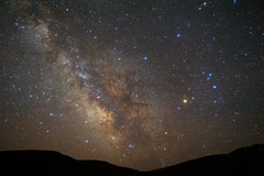 Dark Skies in Owyhee Country (Joshua Bury) Tags: longexposure stars nikon sagittarius scorpio frontpage milkyway darkskies easternoregon widefield owyhee d700