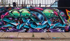 Zade Oner (COLOR IMPOSIBLE CREW) Tags: chile graffiti stick asie 2010 viadelmar zade stik fros dresak wowag