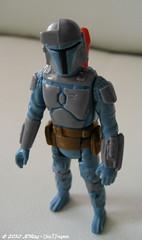 Kenner Jango (skipthefrogman) Tags: trooper vintage fun star action joe mando armor figure boba wars custom gi jango fett mandalorian skipthefrogman