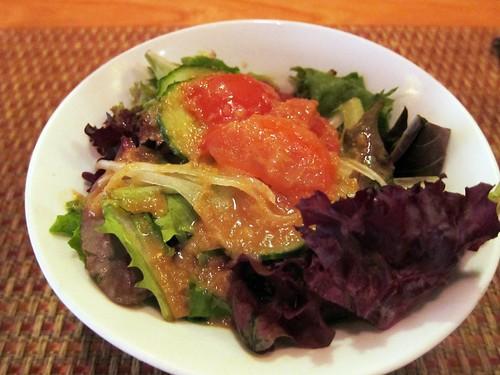Yakitori Totto Salad