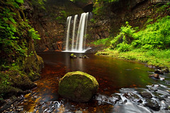 Dalcarnie Linn (.Brian Kerr Photography.) Tags: bridge canon landscape scotland waterfall rocks dalmellington southayrshire straiton lochdoon bellsbank eos5dmkii dalcarnielinn dalcarnieburn