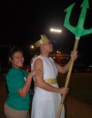 Me and Poseidon
