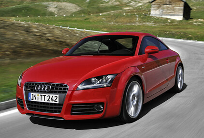 Audi TT 2.0L TDI