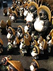 Tanuki (kamoda) Tags: japan tanuki pottery 2008 shigaraki   g9