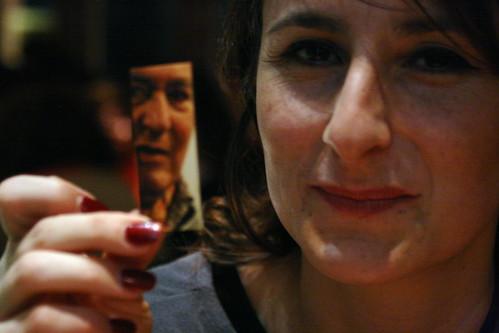 Sandrine, showing Klein