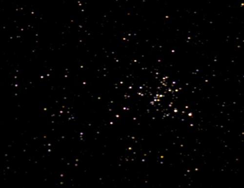 M93 - Messier Marathon 2008