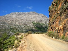 Great Southafrican Getaways (lisa sch.) Tags: road landscape southafrica nationalpark berge casio dirtroad np 2008 landschaft rsa februar feburary northerncape specland miriam63 staubstrasse cederber
