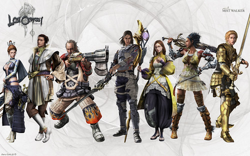 Lost Odyssey Team