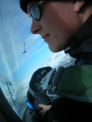The captain (aasmundbo) Tags: sport plane flying glider sailplane oppdal aasmundbo