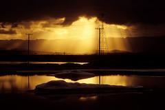ghosts (sam b-r) Tags: california sunset bay saltponds s81905 sambrimages
