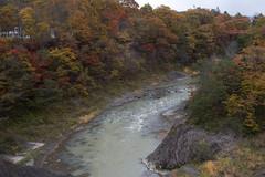 北海道2006秋 夕張滝ノ上方面撮影