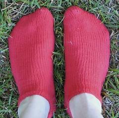 April socks in May