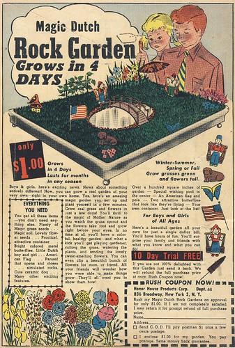 Magic Dutch Rock Garden 1946 (by senses working overtime)