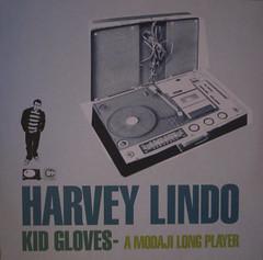 Harvey Lindo - Kid Gloves (willemalink) Tags: kid vinyl lindo gloves harvey lp record 12