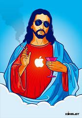 The Sofisticated Heart Of Jesus (Victor Ortiz - iconblast.com) Tags: