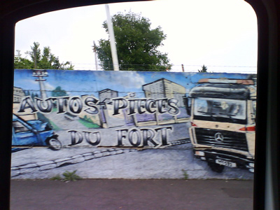 autopieces du fort