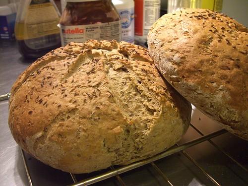 rye bread recipe boule
