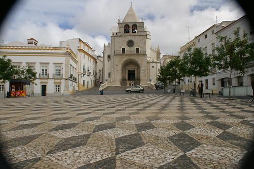 Elvas Praça da Republica  por FelixBenavi.