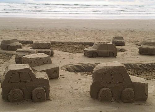 Sandcastle weekend