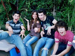 Jonas Brothers with Malese Jow (joe, Malese, kevin, nick) malese close friend of the family (RoseAriane) Tags: anna jason stone naked de emily chelsea kevin with maya brothers maria brian ashley nick band joe frankie nicholas cyrus braun jonas micheal selena gomez kibble jenifer perez jow miley tagle staub lalaine seater dolley osment leggat malese