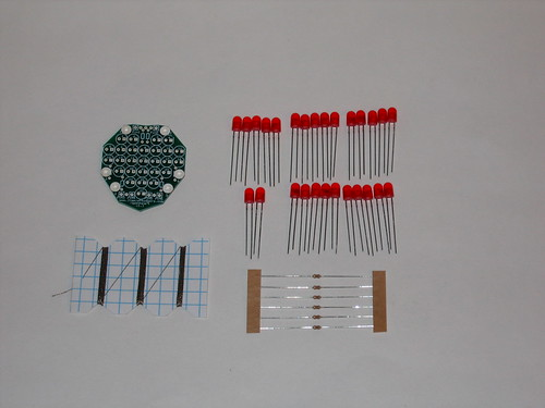 Open Heart Sewable Kit