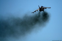Harrier (mvonraesfeld) Tags: usmc aircraft aviation military explore marines westcoast flyin eaa harrier jumpjet av8b blacksheepsquadron