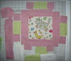 Quilt block components