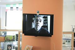 Gaspar Torriero in videoconferenza