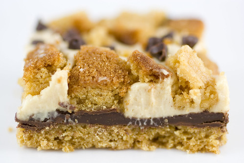 Chocolate Cream Cheese Peanut Butter Bars — the chocolate peanut ...