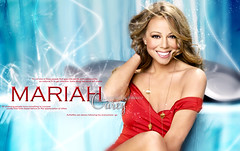 Mariah Carey ... !! (Bally AlGharabally) Tags: wallpaper beautiful angel perfect photographer designer mc singer actress kuwait lovely charming mariah rai carey bally gharabally algharabally