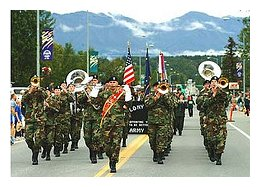Fort Wainwright 9th Army Band