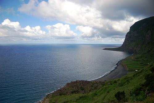 Fajã de Lopo Vaz-Flores Island-Azores