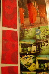 Fredag (anna.kravitz) Tags: collage cover okadka kolorowe kola ukadanka