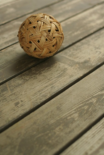 shinobara: bamboo ball