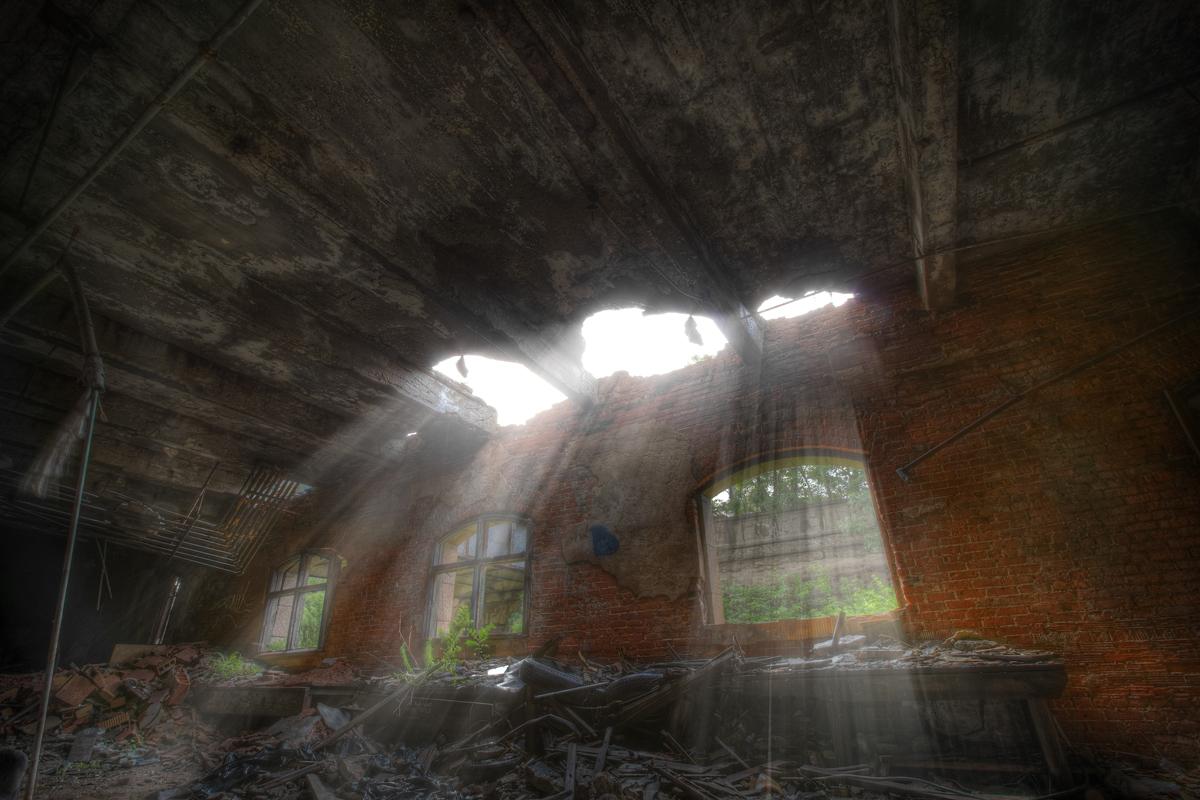 廃墟/廃屋] | gatag|フリー画像・写真素材集 1.0