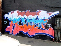 more rip (more rok_mbs) Tags: wall newcastle graffiti memorial rip more tribute 2008 rok ttk mbs tns