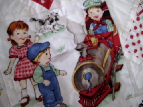 Lochie's quilt patch