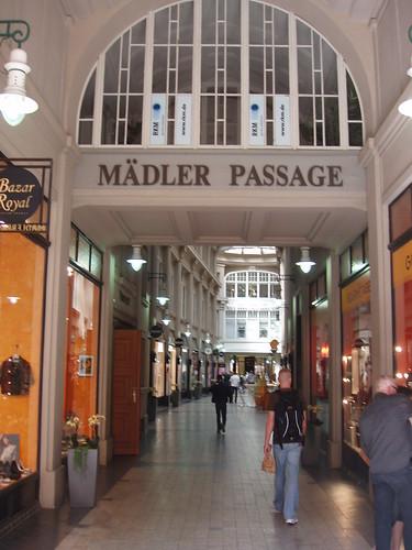 Passagens Areas