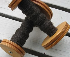 Tour de Fleece 2008 Day 1