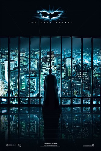 Poster Internacional - Batman The Dark Knight