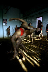 INDIA TRADITIONAL WRESTLING (Raminder Pal Singh) Tags: india art freestyle asia play mud wrestling rope strength tradition punjab amritsar gymnasium hold malla afc guru cling bout skill grasp ghol akhara raminder kushti saarc dangal warriorship grecoroman traditionalindianwrestling akhaara wrestlingstyle traditionalgymnasium raminderpalsingh photofeatureonkushti photofeatureonindianwrestling epaphoto europeanpressphotoagency featurephotography